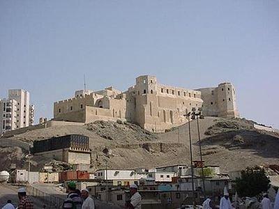 Ajyad_Fortress atop the Bulbul hill.jpg