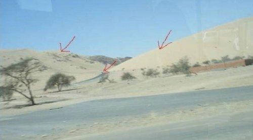 Badr Site-of-Ghazwah-e-Badr Notes on madina photos.jpg