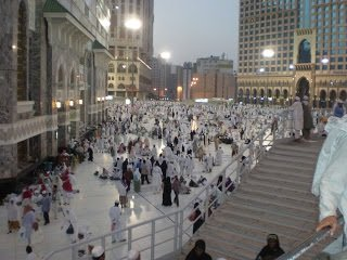 baabul umrah with the steps leading to the main road.jpg
