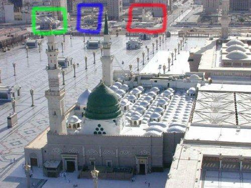 nabwi, ghamamah, abu bakr ali masjids.jpg