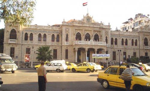 hejaz railway station in damascus.jpg