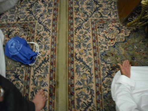 Green Carpet in Raudhah.jpg